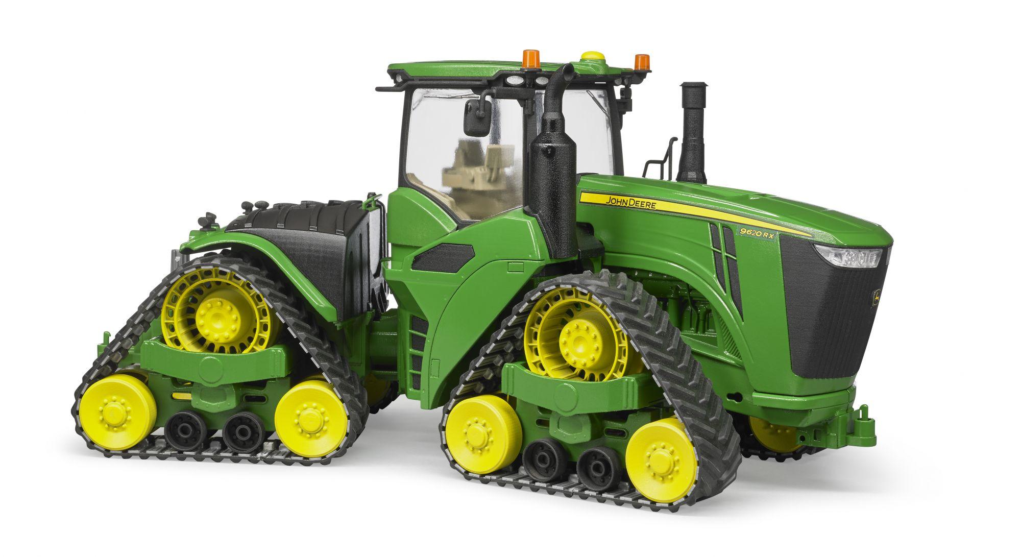 04055 - Tractor met rupsbanden
