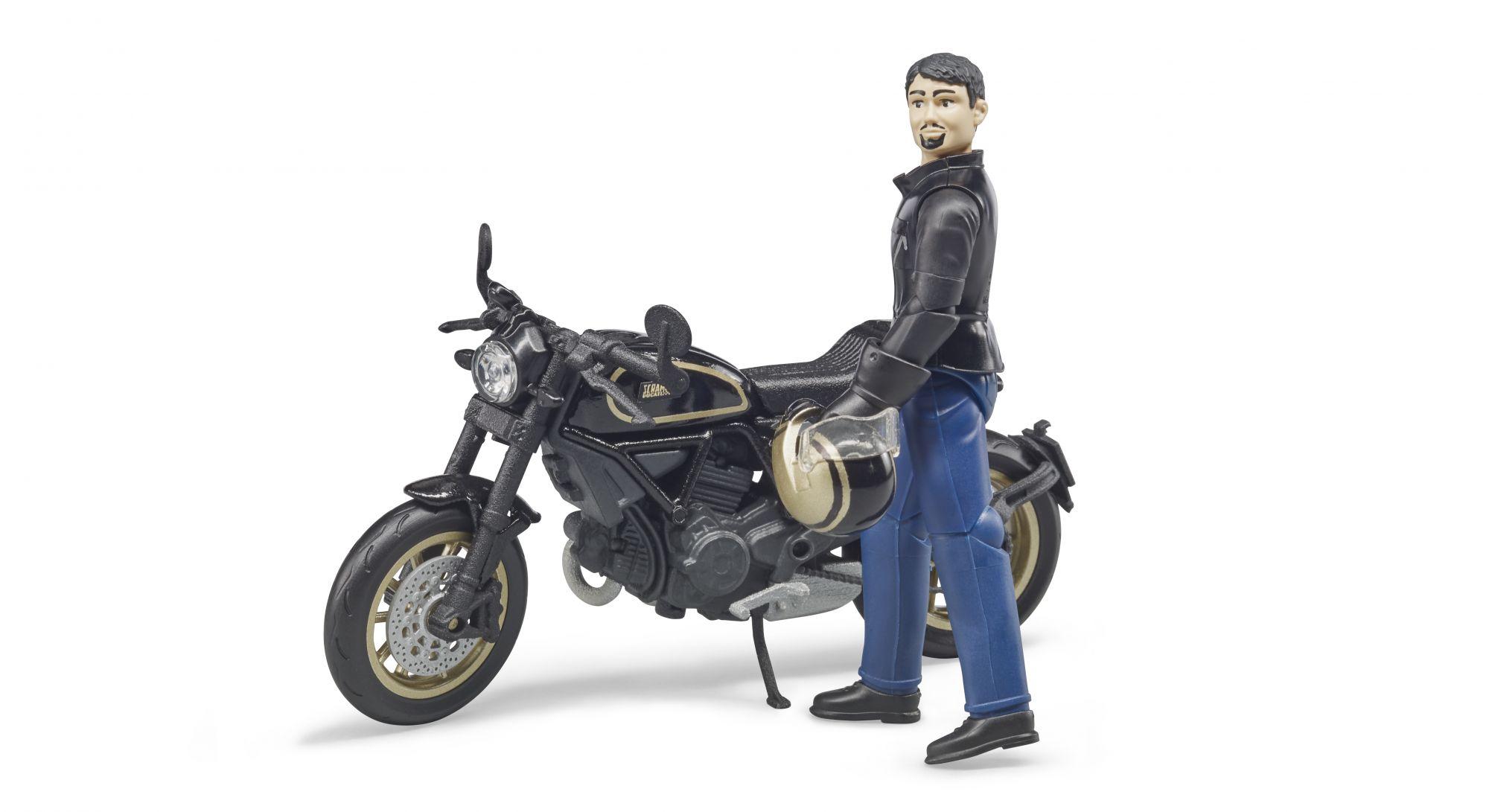 Ducatie Scrambler Cafe Racer