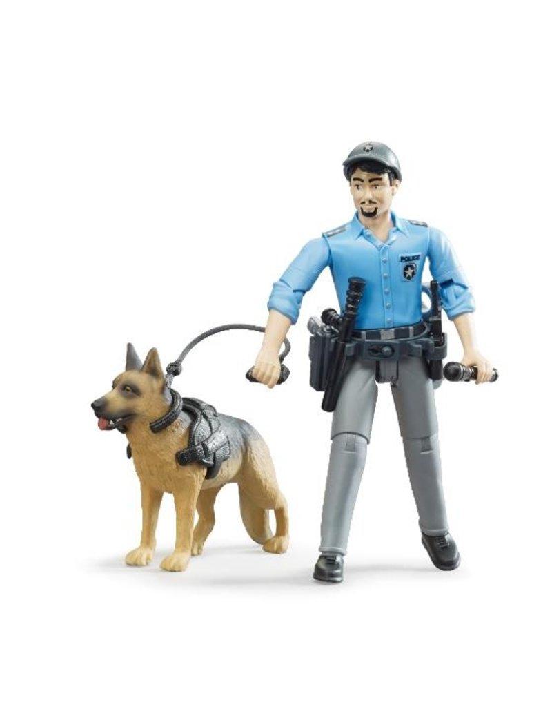 Politieagent en politiehond (62150)