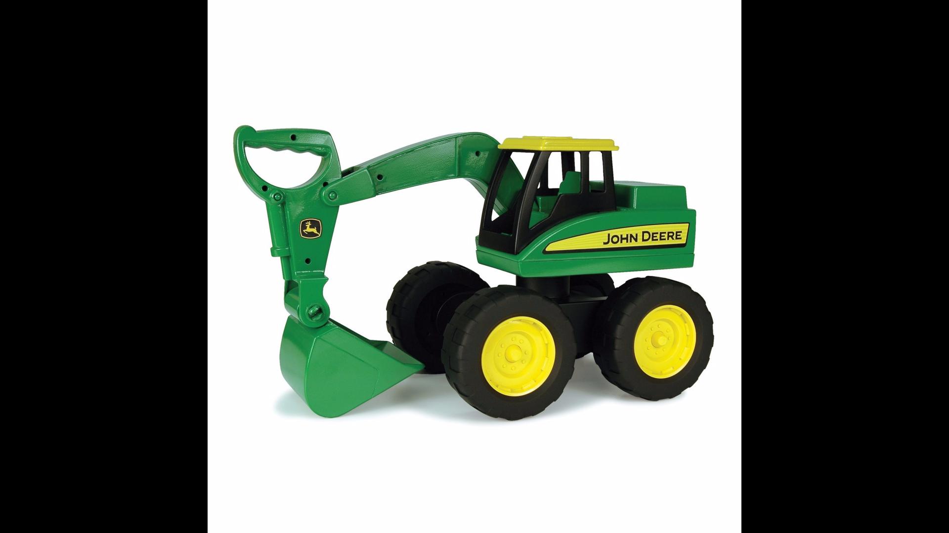 John Deere Toys, John Deere Big Scoop Graafmachine (35765M6