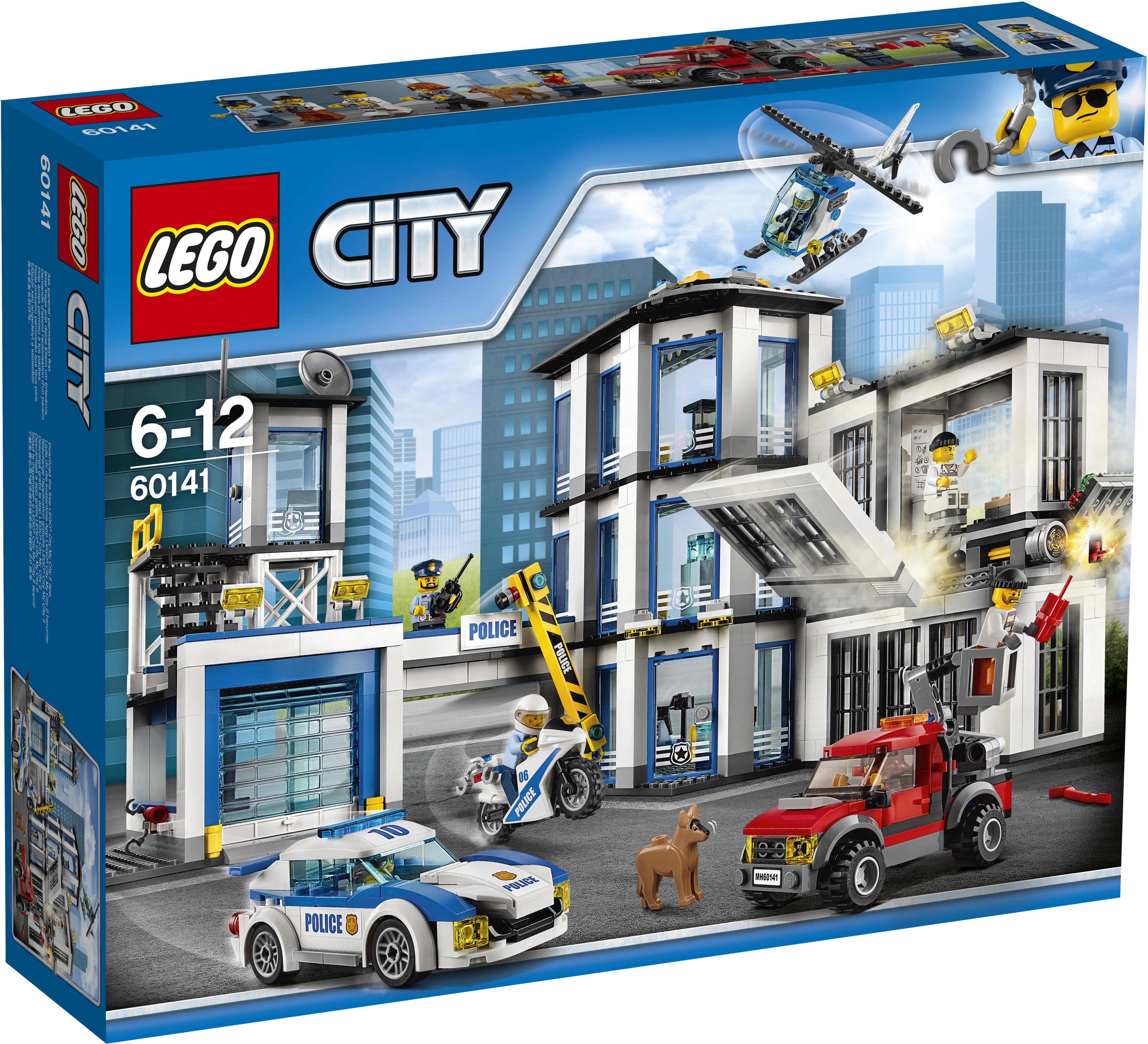 60141 - Politiebureau