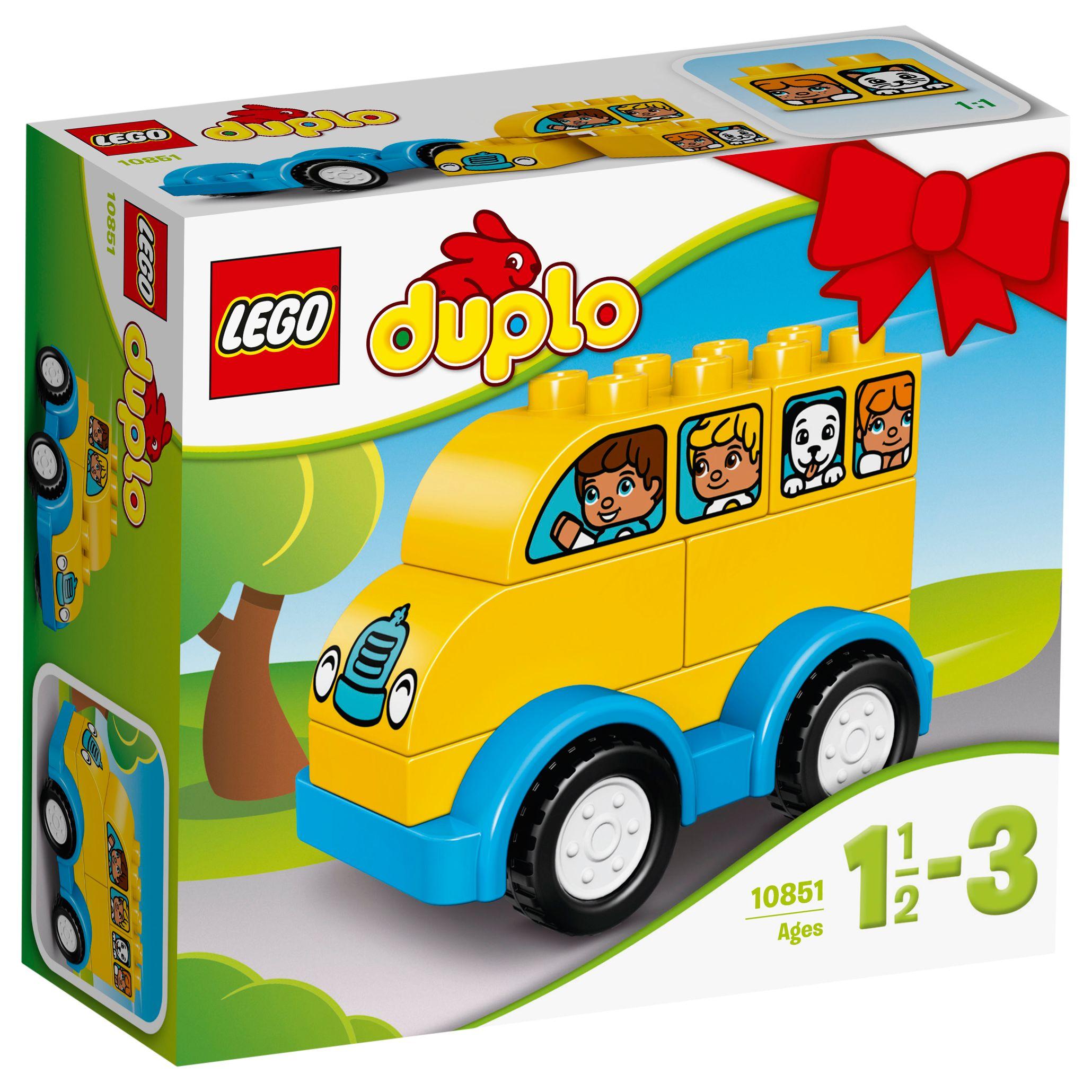 10851 - Mijn eerste bus