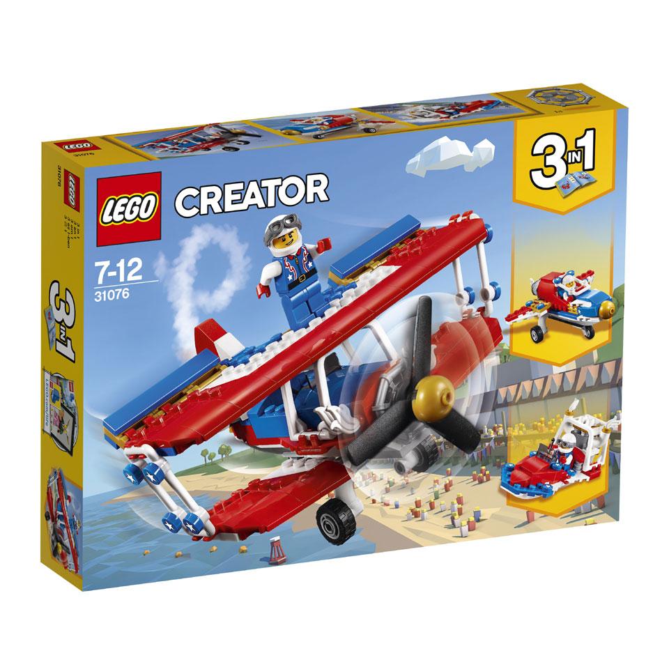31076 - Stuntvliegtuig