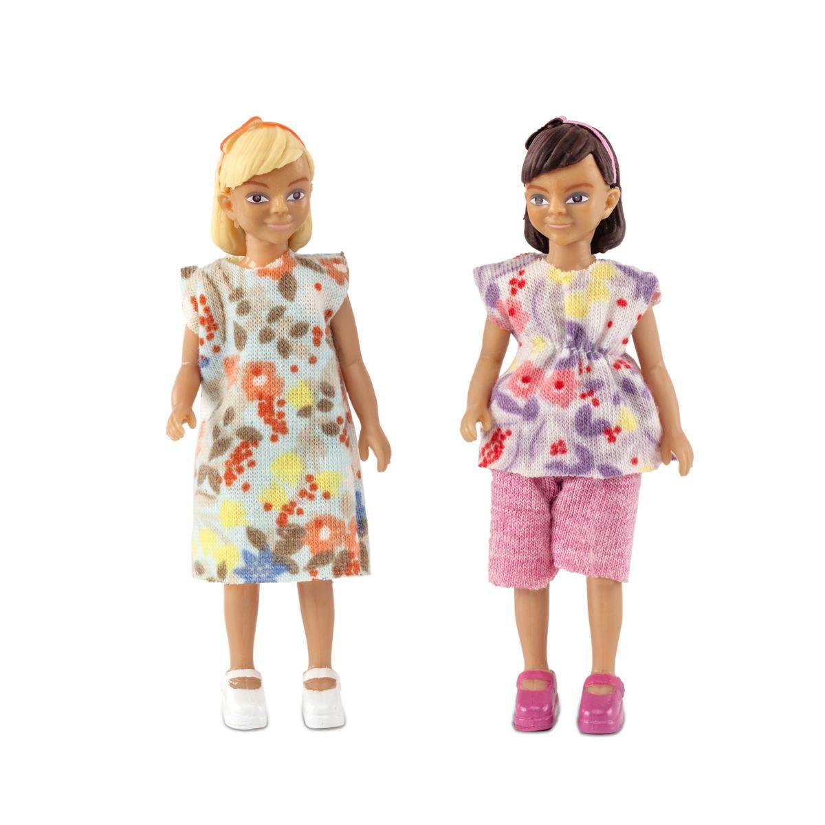 Uitbreiding lundby poppenhuis collectie bentoys for Poppenhuis meisje