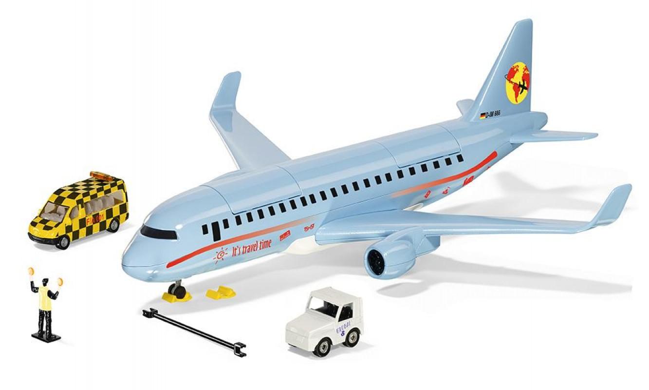 Siku 5402 - Vliegtuig speelset