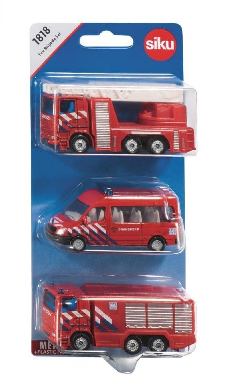 Siku 1818 - Fire Brigade Set