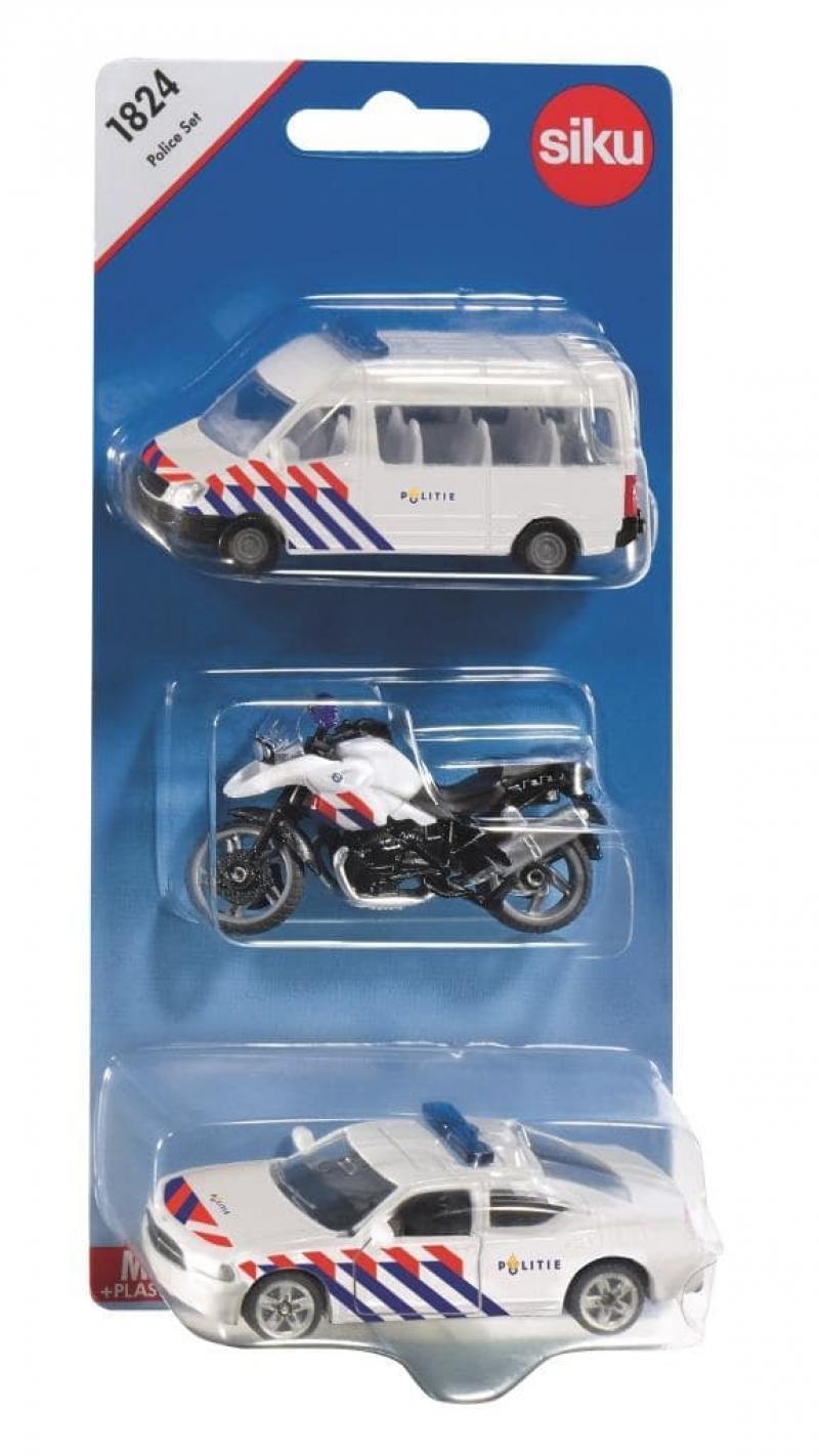 Siku 1824 - Police set