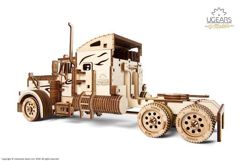 Ugears - Heavy Boy Truck - 70038